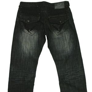 Akoo Men's Distressed Jeans Size 32